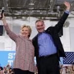 Clinton sceglie Kaine come candidato vicepresidente