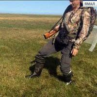 Le bolle di gas che fanno tremare la Siberia