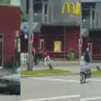 Monaco di Baviera, killer spara a passanti vicino a centro commerciale: la fotosequenza