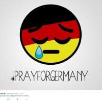 #PrayForGermany, attacco a Monaco di Baviera: cordoglio per le vittime su Twitter