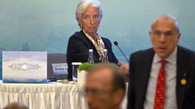 Lagarde rinviata a giudizio per caso Tapie