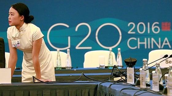 Il G20 in Cina. La difficile ricerca della crescita tra Brexit e instabilità