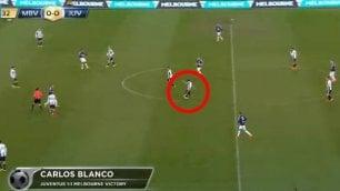 Dybala? Pjanic? No, il fenomeno è Blanco Moreno: gol da 50 metri