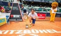Lorenzi trionfa a Kitzbuhel Primo titolo Atp a 34 anni