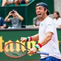 Tennis, la prima volta di Lorenzi: a 34 anni trionfa a Kitzbuhel