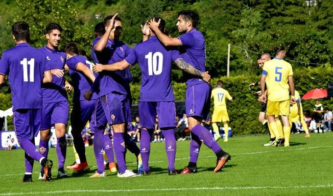 Amichevoli,  tris Fiorentina: segna ancora Rossi. Genoa ok, l' Udinese pareggia a Sofia
