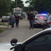 Spari a Miami, due morti, ferito un bambino di 7 anni