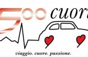Fiat 500, il  giro d'Europa di solidarietà