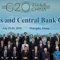 La preoccupazione del G20: