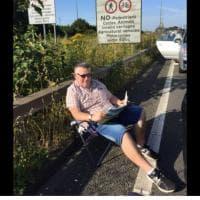 Gb, ore in coda sulla strada per Dover: il racconto degli automobilisti su Twitter