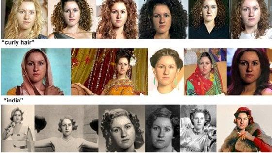 Basta un software per cambiare look ed età
