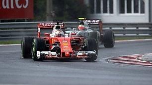 F1, Gp Ungheria, la gara in diretta