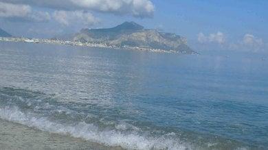 Quel mare tornato pulito dopo 48 anni Balneabile la costa est di Palermo   foto