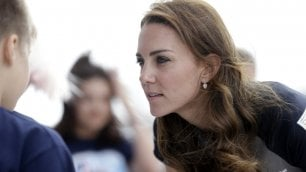 William e Kate, passione vela un giorno all'America's cup