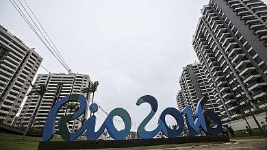 """""""Bagni rotti e i tubi perdono""""  Caos al villaggio olimpico di Rio"""