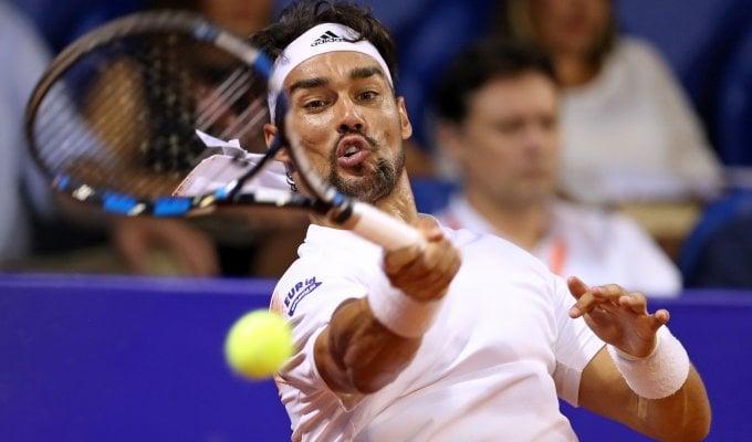 Tennis, Fognini trionfa a Umago. Errani-Vinci, doppio con vista Rio