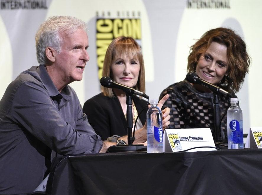 """James Cameron """"benedice"""" il nuovo Alien, del regista di 'District 9'"""