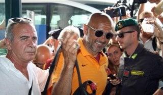 """Roma, Spalletti: """"Manolas e Dzeko punti fermi"""". Pallotta: """"Ultimo anno per Totti? Forse..."""""""