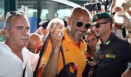 """""""Manolas e Dzeko punti fermi""""  Pallotta: """"Totti lascia? Forse..."""""""