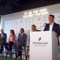 Madeira, apre l'albergo di lusso firmato Cristiano Ronaldo