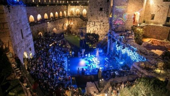 La lunga estate di Gerusalemme: musica, artigianato, gastronomia
