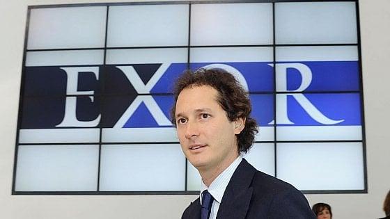 Gli Agnelli lasciano l'Italia: Exor emigra in Olanda