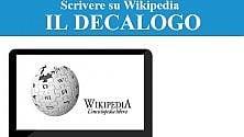 Il decalogo del wikipediano: le regole d'oro per scrivere/   Foto