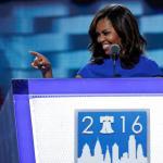 Usa, Michelle regina della convention democratica di Philadelphia