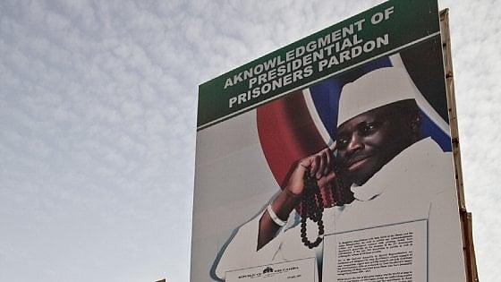 Il Gambia del feroce stregone Yahya Jammeh