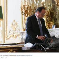 Francia, prete ucciso in chiesa: la telefonata di Hollande al Papa