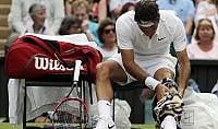 """Stagione finita per Federer  """"Ho deciso, niente Giochi"""""""