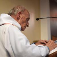 """""""Padre Jacques, un uomo discreto e buono, sempre presente"""""""