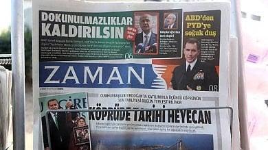 Turchia, arrestati 47 giornalisti del quotidiano d'opposizione Zaman