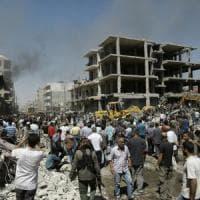 Siria, bombe dell'Is a Qamishli: oltre 35 morti, centinaia di feriti