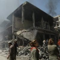 Siria, bombe dell'Is a Qamishli: oltre 50 morti, centinaia di feriti