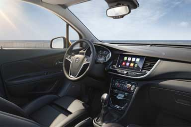 Mokka X, Opel punta sull'infotainment