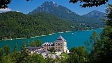 La stagione balneare nei laghi cari a Sissi    Foto  Magica Salisburgo