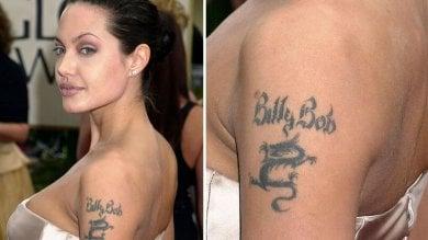 Se mi lasci ti cancello: i pentiti del tattoo