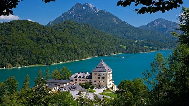 Tra i laghi azzurri di Sissi -   Ft Salisburgo