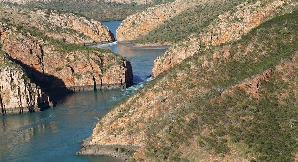 Nel cuore aborigeno dell'Australia.   Ft  Nord  -   Ovest