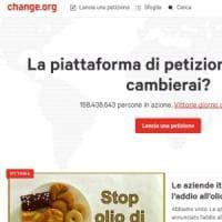"""Garante Privacy apre istruttoria su Change.org: """"Dati potrebbero essere usati per..."""