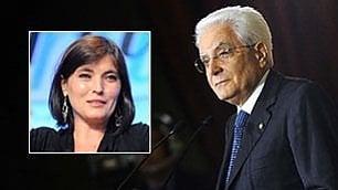 Mattarella ricorda Letizia Leviti Suo invito a verità ispiri la politica