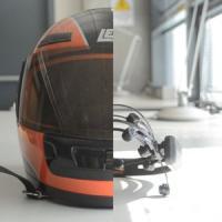 """Ecco """"Ride"""", il casco per moto che legge il pensiero e comanda il veicolo"""