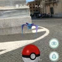 Pokémon Go, sotto il torrino del Quirinale Starmie e Zubat fanno palestra