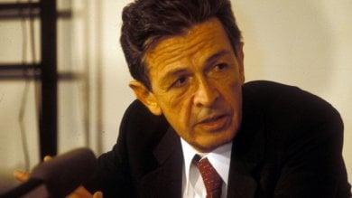 """Questione morale, Scalfari 35 anni dopo  """"Non esiste più la diversità della sinistra"""""""