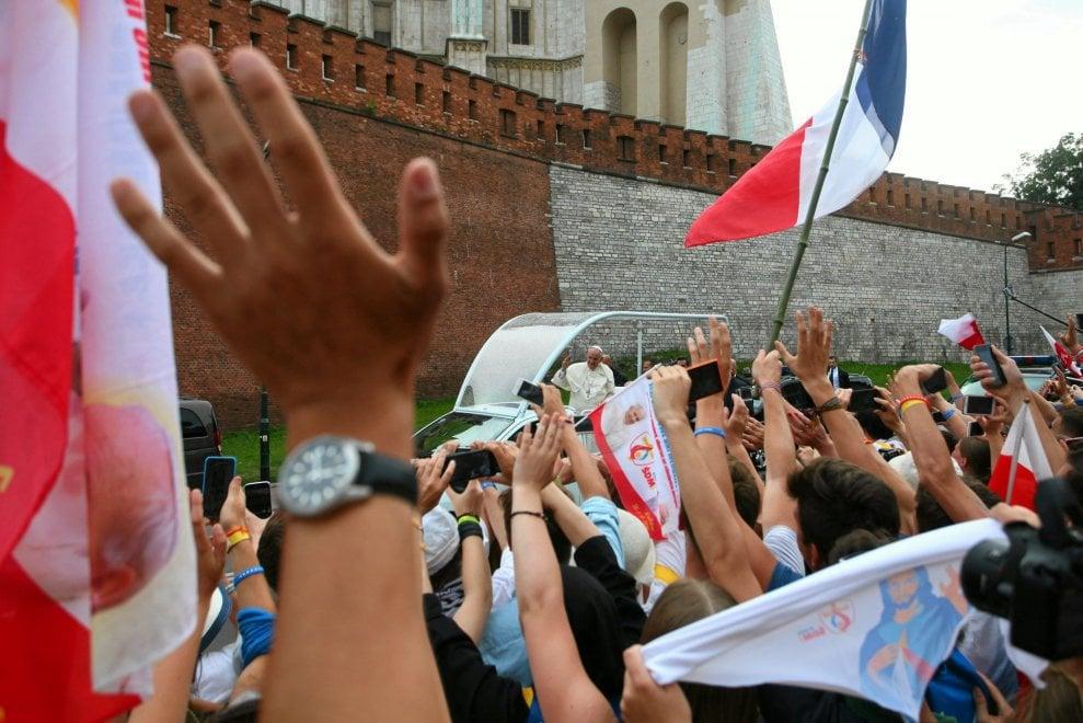 Polonia, la grande attesa per papa Francesco