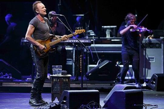 Sting, il rock punge ancora