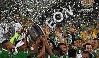 Vince l'Atletico Nacional  Trionfo dopo 27 anni