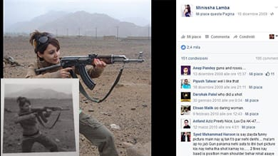 Terrorismo, i due arresti di Savona scaturiti da foto di attrice di Bollywood