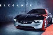 """Alla Opel GT Concept il premio """"Best of Best"""" nella categoria """"Concepts"""""""